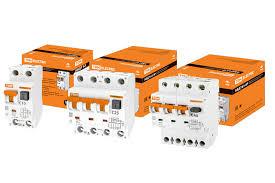 <b>Автоматические выключатели дифференциального тока</b> АВДТ63