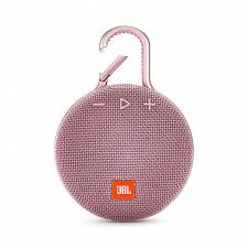 Купить <b>Портативная акустика JBL</b> Clip 3, розовый— цена ...