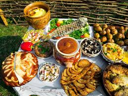 specialties of russian food russian food traditional russian food