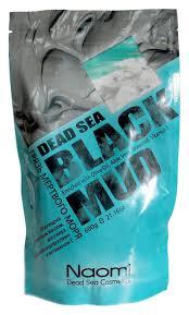 Черная иловая <b>грязь Мертвого моря</b> Dead Sea Black Mud <b>Naomi</b> ...