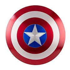 DMAR <b>Captain America's Shield</b>, 22-in 1:1 Plastic <b>Shield</b>, Legends ...