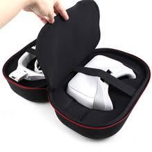 Для DJI Spark сумка для хранения летающих <b>видео очков</b> PU ...