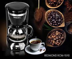 <b>Кофеварка REDMOND RCM</b>-<b>1510</b>: характеристики, описание ...