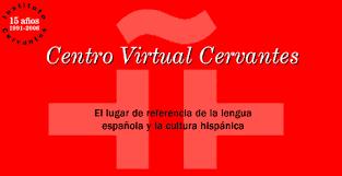 Image result for centro virtual cervantes aula de lengua logo