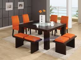 Orange Dining Room Chairs Beautiful Orange Dining Room Chairs Hd9f17 Tjihome