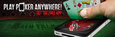 Poker app by Ladbrokes