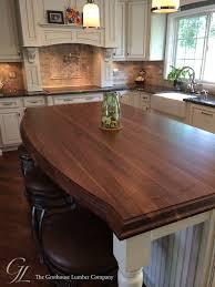 kitchen wood countertops sterile