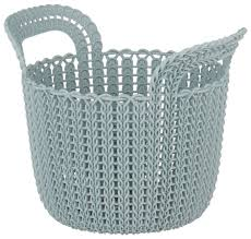 Стоит ли покупать <b>CURVER Корзина круглая</b> Knit XS 23x19x19см ...