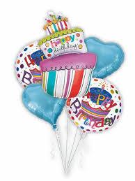 """Набор <b>шаров</b> """"<b>Happy</b> birthday"""", 5 шт Funny duck 9546011 в ..."""