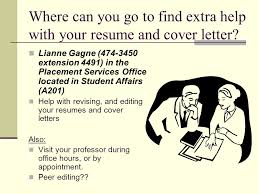 How to Write A Cover Letter and A Follow up Letter  and Create A