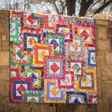 Embroidered <b>Quilt</b> Block Panel <b>Book</b> Lovers Stack Pure Irish Linen ...