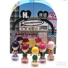 <b>HARAJUKU LOVERS WICKED STYLE</b> 5 Pieces Gift Set Women ...