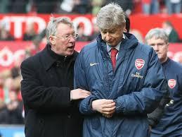 Ferguson temui Wenger, harga RvP turun