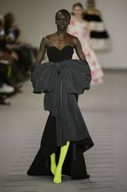 new way haute balenciaga valentino and céline at paris fashion for me in terms of realising that we grew up in this culture in the soviet union where we never actually had to question that problem demna gvasalia