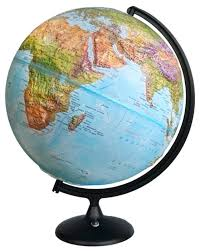 <b>Глобус</b> физико-политический <b>Глобусный мир</b> Двойная карта 420 ...
