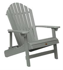 dining chair hbn highbackdiningchair: amazoncom highwood king hamilton folding and reclining adirondack chair coastal teak patio lawn amp garden