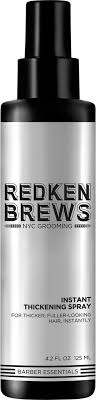 <b>Redken Brews</b> Instant Hair <b>Thickening Spray</b> | Ulta Beauty
