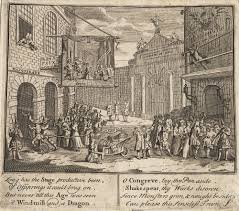 th century opera victoria and albert museum william hogarth the bad taste of the town 1724 in the early 18th century