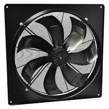 DXP Motorized <b>EC Axial Fans</b> - Continental Fan