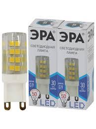 Набор из 2 <b>светодиодных</b> лампочек <b>LED JCD</b>-<b>5W</b>-<b>CER</b>-<b>840</b>-<b>G9</b> ...