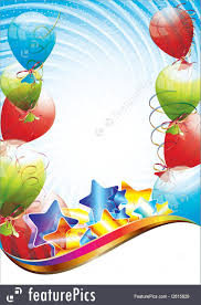 birthday party template com celebration birthday party template stock illustration i2615829