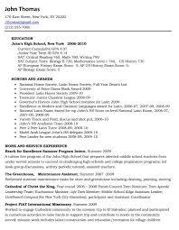 monster resume examples yoga yoga teacher resume sample high resume template high school college resume template high school high school resume template word high school