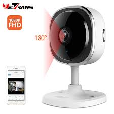 <b>Wetrans</b> IP Camera <b>Wifi</b> 1080P Mini <b>Wireless Home Security</b> ...
