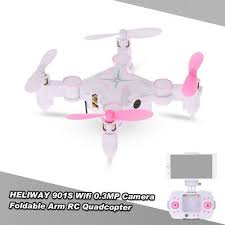 HELIWAY <b>901S</b> 2.4G 6 <b>Axis</b> Gyro Wifi FPV 0.3MP Camera <b>Foldable</b> ...
