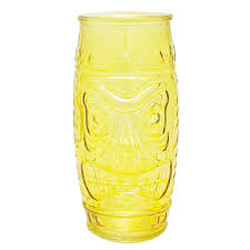 <b>Стакан для коктейлей Тики</b>, желтый 500 мл, P.L. Proff Cuisine ...
