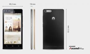 Huawei Ascend P7 Mini es en realidad un Ascend G6