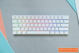 <b>Motospeed CK62</b> Mechanical Keyboard Review - Outemu Red ...