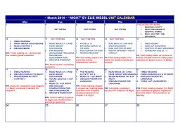holocaust unit night and maus i ms papas class nightcalendar