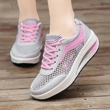 <b>Удобные женские кроссовки из</b> сетчатого материала; Zapatos ...