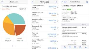 best invoicing apps for iphone ditch paper and get paid faster zoho invoice and time tracker
