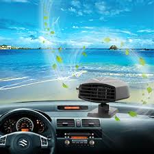 12V Portable Car Heater or Fan - Cooling Car Space ... - Amazon.com