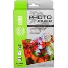<b>Фотобумага Cactus CS-GA6230100</b> в интернет-магазине Регард ...