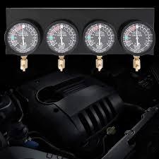 Portable Fuel Vacuum Carburetor Synchronizer <b>Universal</b> Car Sync ...