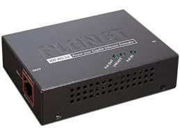 PLANET POE-E201 <b>IEEE802</b>.<b>3at High Power PoE</b> Repeater ...