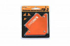 <b>Магнитный угольник Foxweld FIX-3</b> до 11кг 5384 – купить в СПб ...