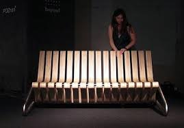 space saving coffee bench by beyond standards outdoor furniture beyond furniture