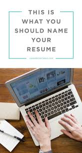 17 best images about job seekers resumes resume this is what you should your resume