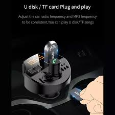 DC5V 3.1A <b>Multifunction Car</b> Charger FMTransmitter Bluetooth ...