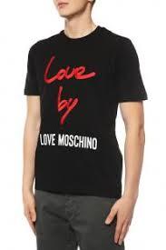 Мужская <b>футболка Love Moschino</b> - купить мужские <b>футболки</b> и ...