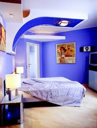 living blue paint wall colors