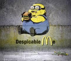 Despicable Supersize Me | Despicable Me | Know Your Meme via Relatably.com