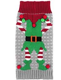 Mogoko Cute Dog Cat Ugly Christmas Sweater,Pet ... - Amazon.com