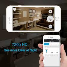 Zmodo EZCam <b>720p HD</b> WiFi Wireless Security Surveillance <b>IP</b> ...