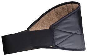 Купить Azovmed <b>Пояс из верблюжьей шерсти</b> 58-60, черный ...