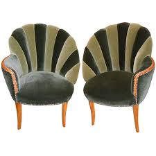 hollywood mohair side chairs a wonderful newly restored vintage art deco desk chair office side armchair