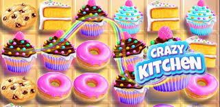 <b>Crazy</b> Kitchen: Match 3 <b>Puzzles</b> - Apps on Google Play